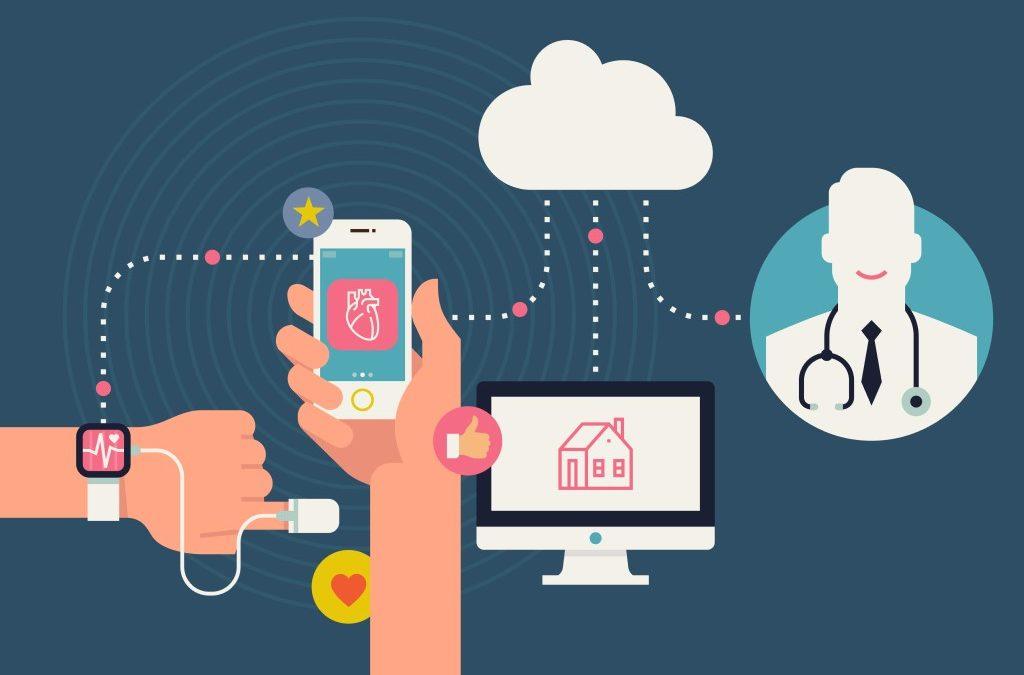 7 טרנדים מרכזיים בשירותי בריאות דיגיטליים